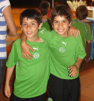 António com Escolas C SCP VII