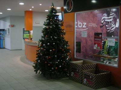 Árvore de Natal FUTindoor