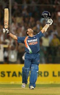 Sachin reaching 200