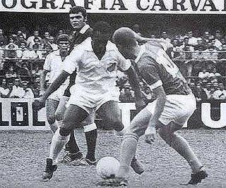 Ademir da Guia and Pele
