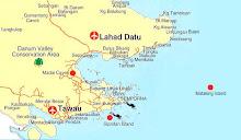 Tawau Map