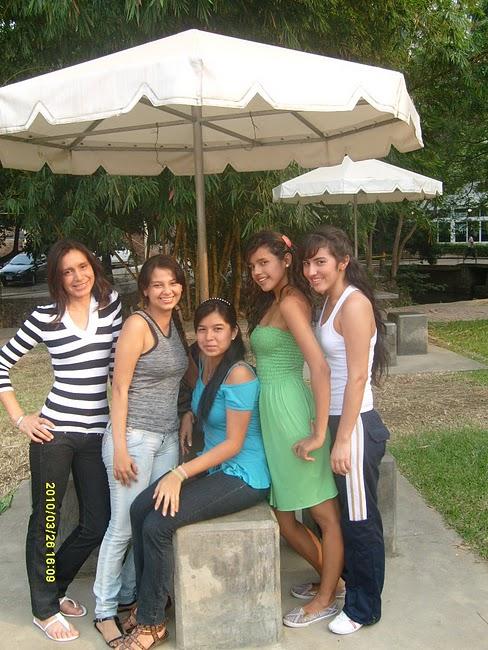 Jessica Nataly, Jenny, Leidy Vanessa, Gina,Luz Neidy