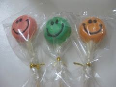 Choc Special Type - Loli Smiley Faces!