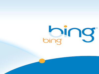browser bing,blue sky