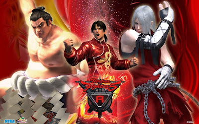 Sega Game wallpaper,virtua fighter 5 wallpaper,