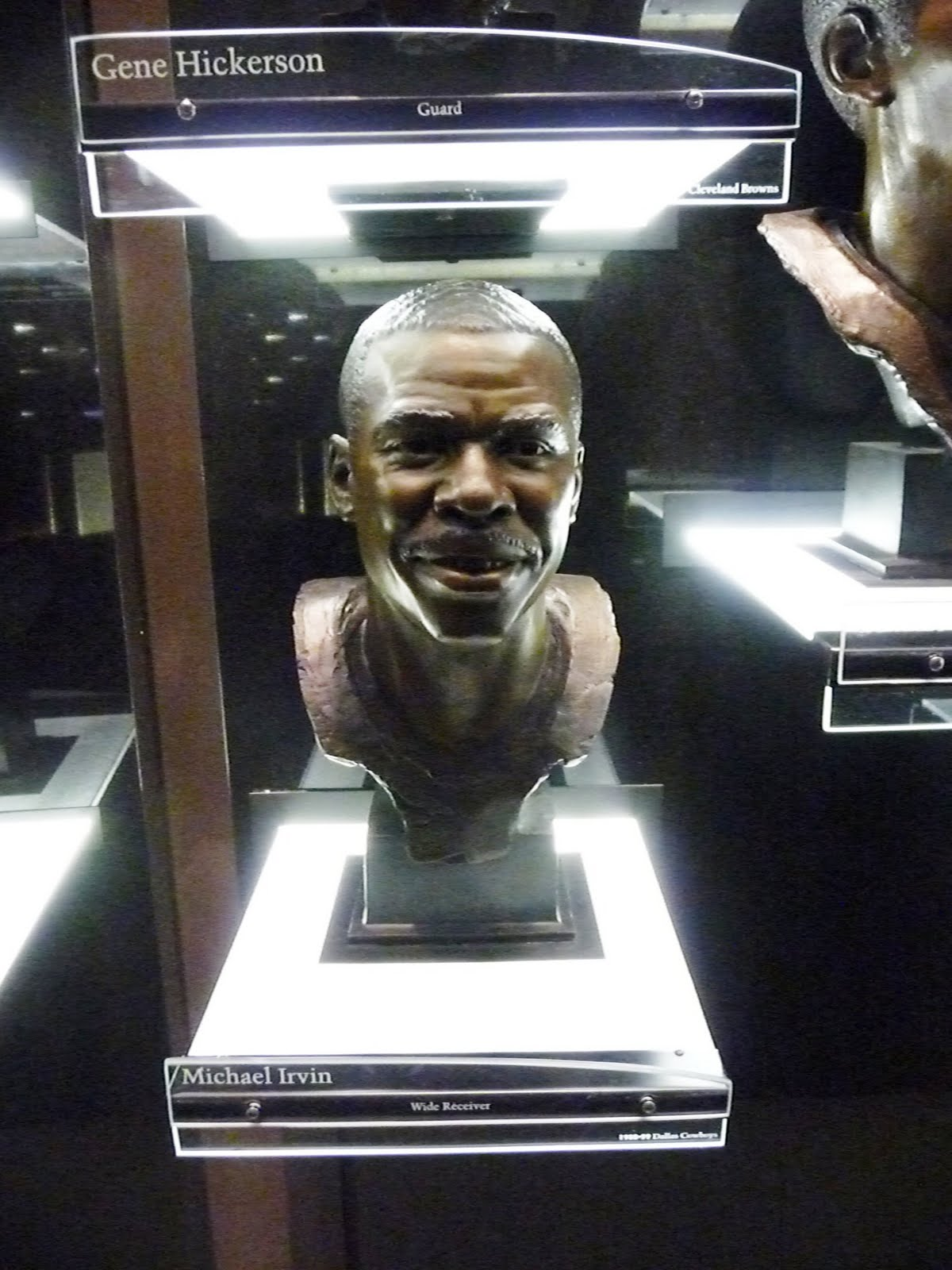 My Road To Canton Ohio Pro Football Hall Of Fame
