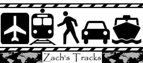 Zach's Tracks