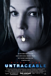 Untraceable Poster - DianeLane