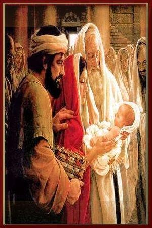 Isusovo Prikazanje u Hramu