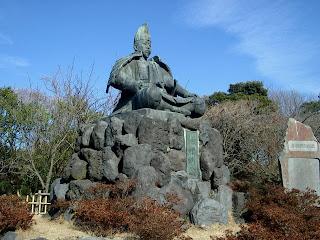 Minamoto no Yoritomo in Kamakura