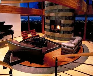 Modern furniture and contemporary Interior Design