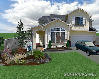 3D Home Design with Natural Ideas