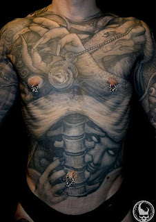 Chinese Tattoo Art