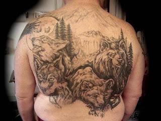 cheetah tattoo for male on back body.jpg