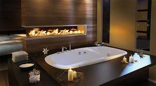 modern bathtub design interior by pearl