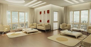 minimalist apartment interior livingroom decorating idea