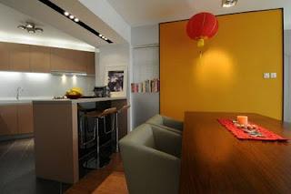 Matsuki Modern Residence interior Dining Room