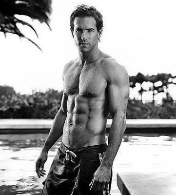 Ryan Reynolds  on Ryan Reynolds   Definitely  Maybe