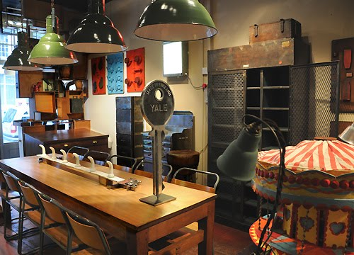 We Strive To Present The Very Best Selection Of Vintage Industrial Furniture,  Antique Furniture And Retro Furniture.