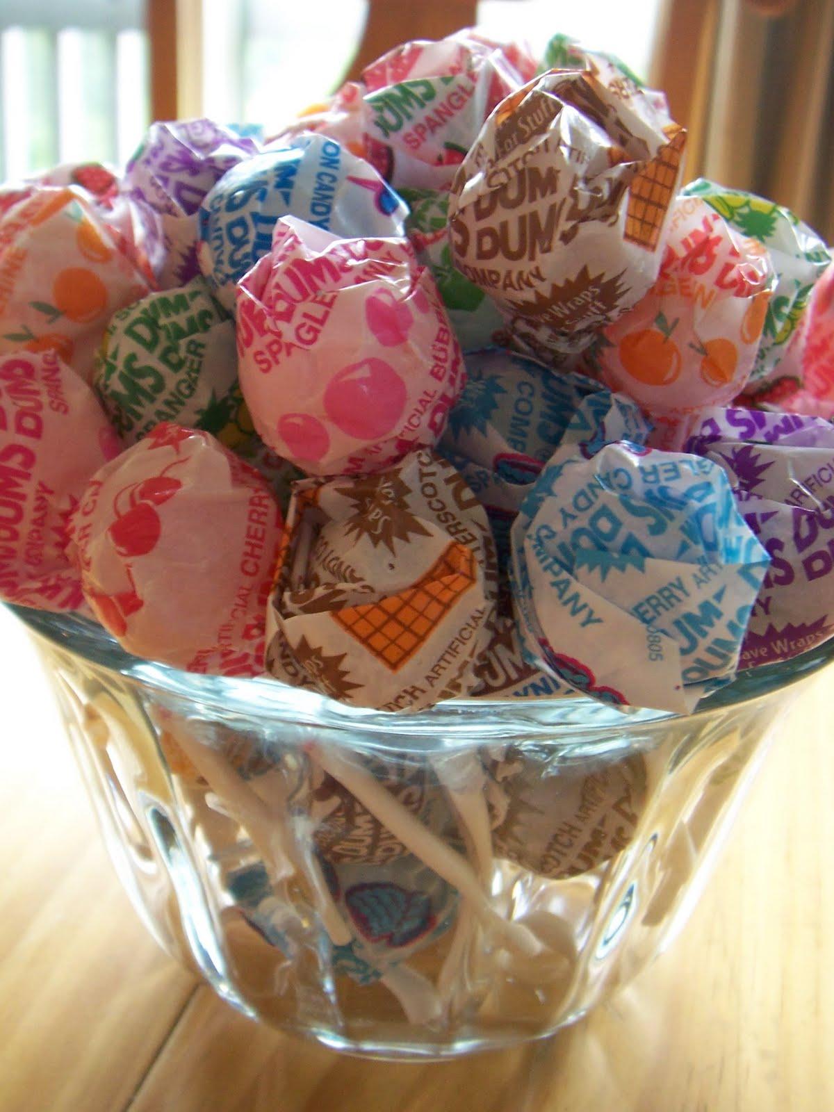 Day 213 - bouquet of lollipops