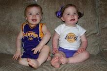 Laker Twins