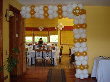 Decco globos temuco decoracion graduaciones y licenciaturas for Decoracion de licenciatura