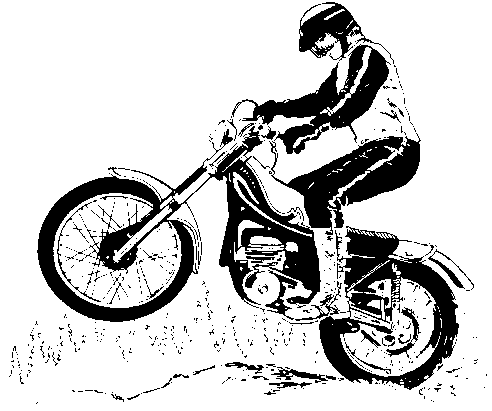 Free Motorcycle Clipart Pictures on custom car drawings