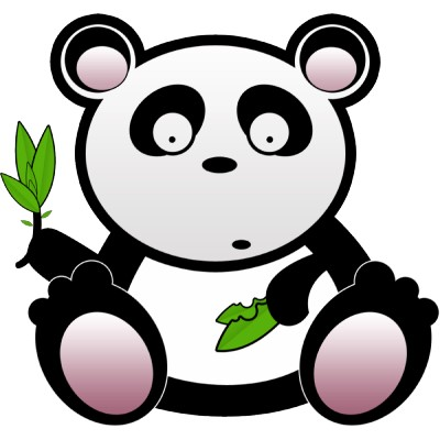 Clipart Pictures: Panda Clipart Collection