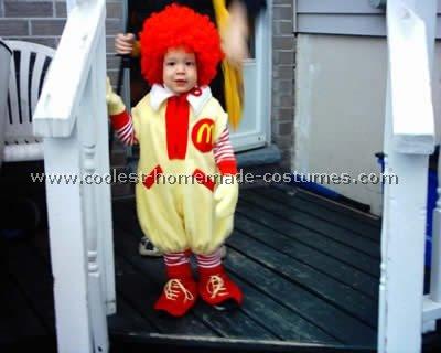Biografia de Ronald McD. Ronald-mcdonald-costume-01