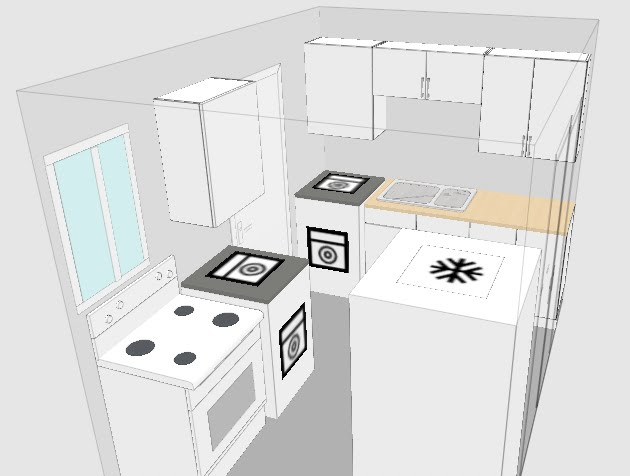 Small Kitchen Redesign