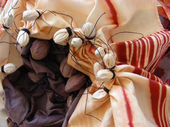 Création textile, 2007