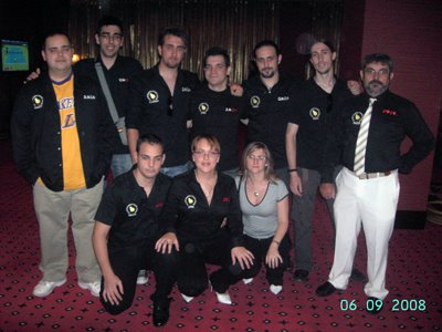 Equipo Telepichoning 2008