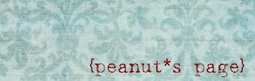 Peanut's Page