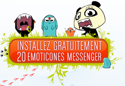 Animal Emoticon Pack for Windows Live Messenger
