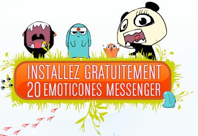 Animal Emoticon Pack for Windows Live Messenger