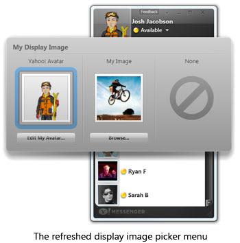 Yahoo! Messenger for Vista Preview (2008.01.11.428)