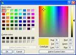 MSN Font Color Changer