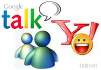 Chat With Your Yahoo and Windows Live Messenger Buddies on Google Talk