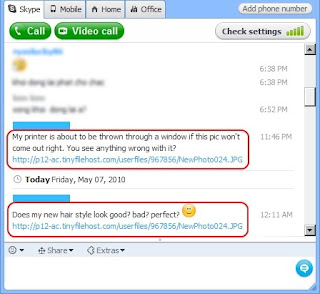 New Intants Messaging Worm Targeting Yahoo! Messenger and Skype Users