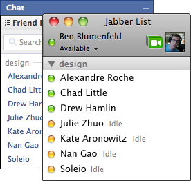 Facebook Chat Now Supports XMPP