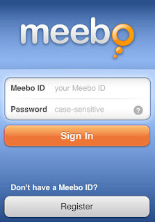 Meebo for iPhone Screenshot