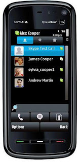 Skype Now Available for Nokia Smartphones in Ovi Store