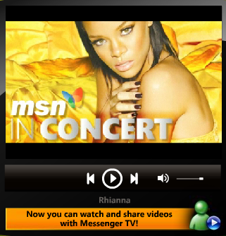 Messenger TV - Watch MSN Videos Together With Your Friends on WLM