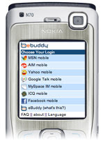 eBuddy Mobile