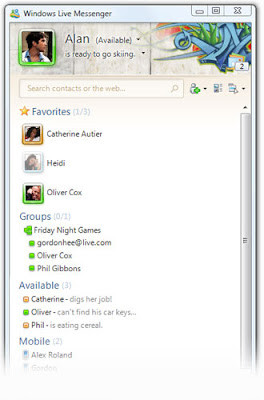 Download Windows Live Messenger 9 Final