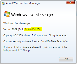 Download Windows Live Messenger 9 Build 14.0.8064.0206