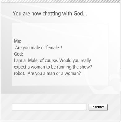 Igod chat to god online dating
