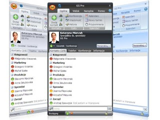 GG Pro - Multi-protocol Instant Messenger for Enterprises
