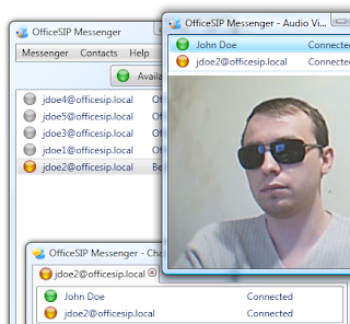 OfficeSIP Messenger - Another Instant Messenger for Enterprises