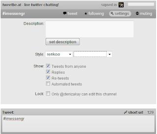 TweetBe.at Screenshot